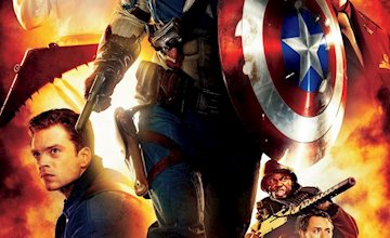 Captain America, The First Avenger at State Theatre New Jersey