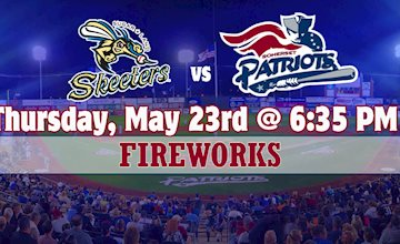 Somerset Patriots vs. Sugar Land Skeeters Baseball Game