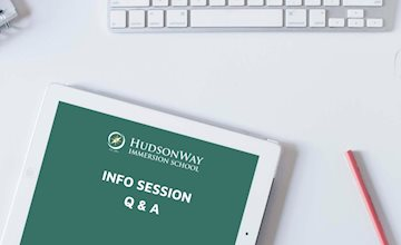 HudsonWay Immersion School Info Session