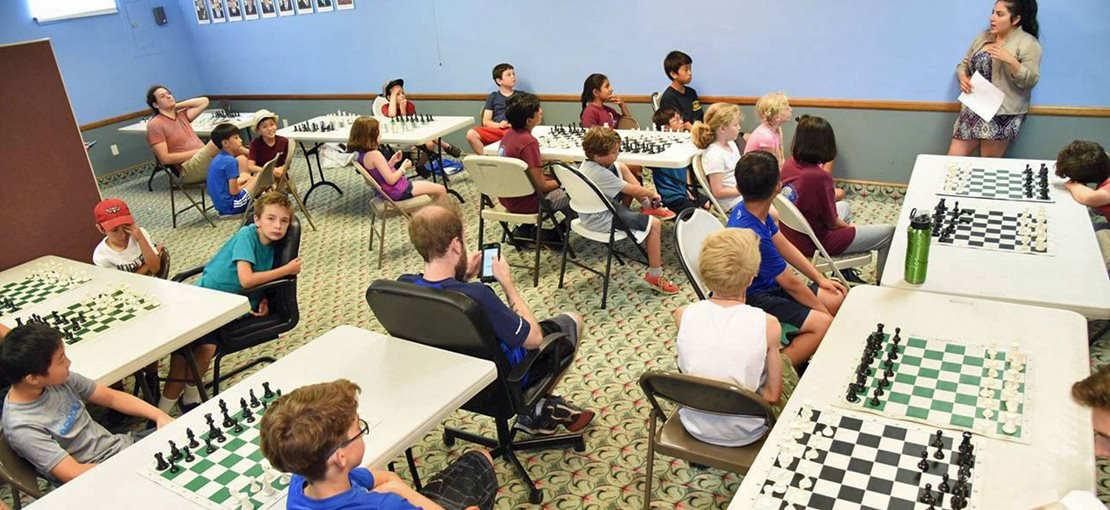 International Chess Academy - Chess Class taught by Ranked Coaches