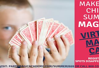Party Magic Academy Magic Camp