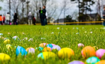 Ort Farms Easter Egg Hunt