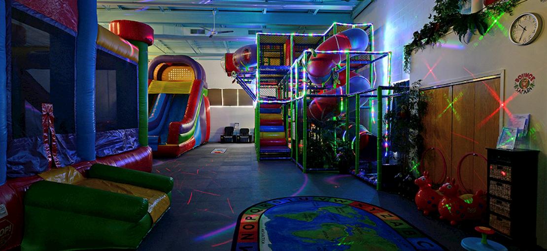 Bounce Safari of Waldwick, NJ offers birthday parties of all sorts!