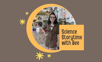 Science Storytime at Virtual Event