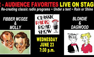 Classic Radio Road Show LIVE!