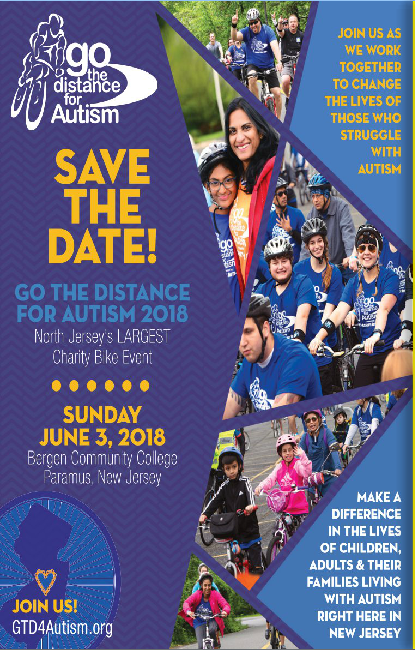 Join NJ Kids & Go the Distance for Autism: Family Fun Festival!