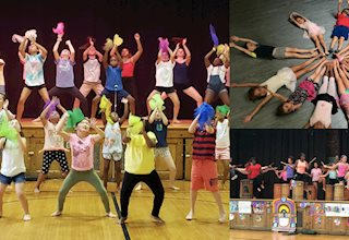 Sharron Miller's Academy for the Performing Arts - Summer Camp