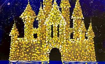 Dream Castle Kids Camp-Painting with a Twist