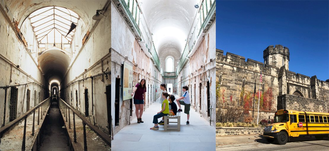 Eastern State Penitentiary - Book your Guide-Led School or Camp tours!
