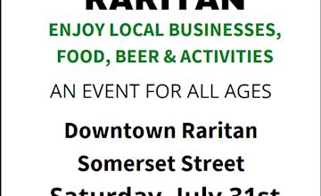 Discovering Raritan at Somerset St. Raritan NJ 08869