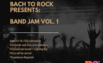 B2R Band Jam: Vol. 1 @ Bach to Rock Nanuet