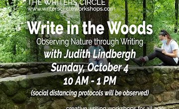 Write in the Woods with The Writers Circle – Autumn Edition