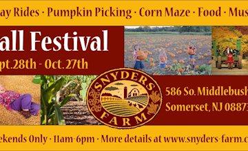 Snyder's Fall Festival