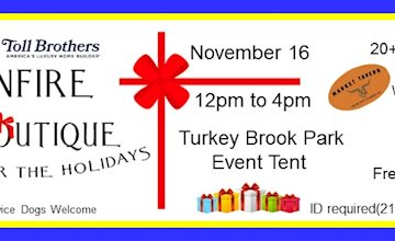 Bonfire Boutique - Home For The Holidays