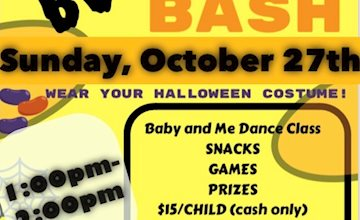 BOOgie Bash (Baby Halloween Party)