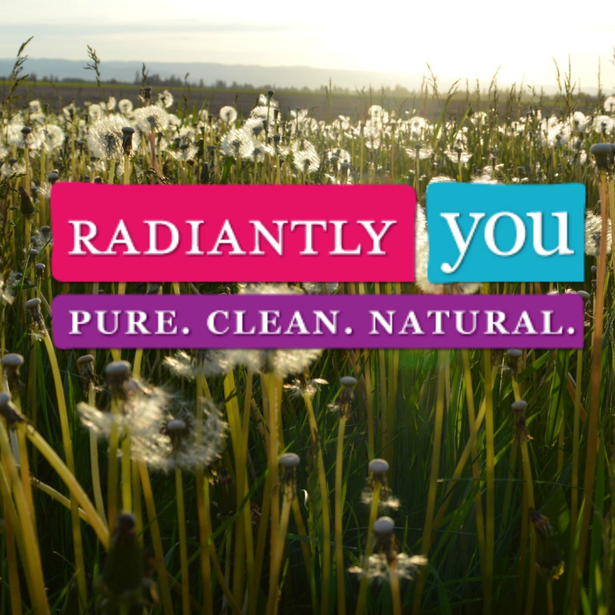 Radiantly You-Affordable Home Organic Products for Your Family