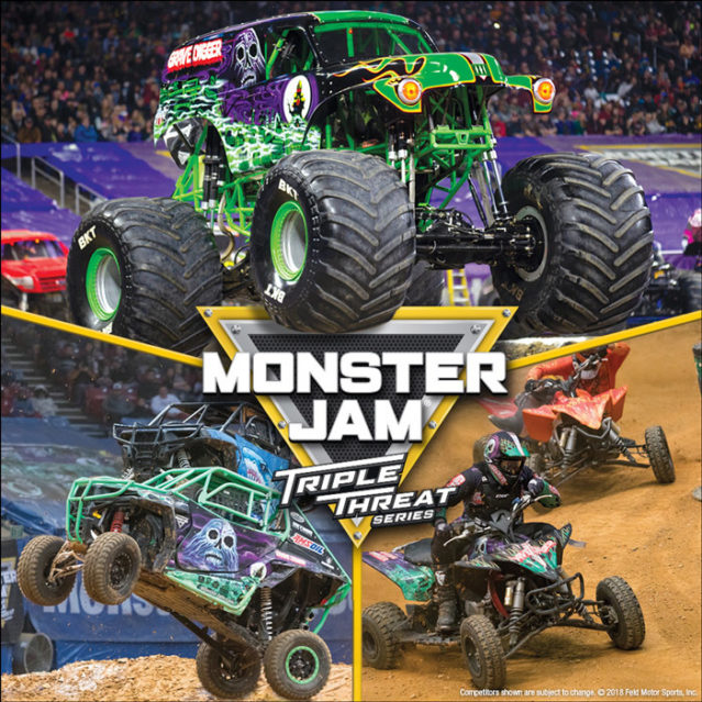 Monster Jam at Prudential Center
