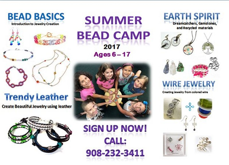 Summer Bead Camp At Just Bead Yourself