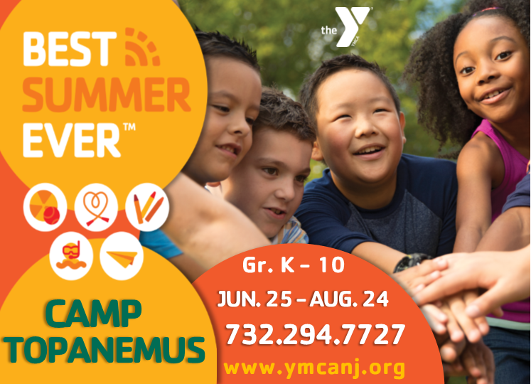 Camp Topaneumus YMCA Open Houses March 2018