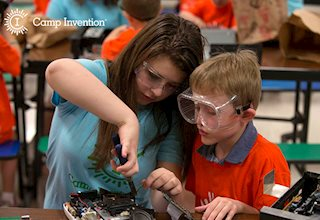 Camp Invention STEM Summer Camps