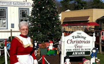 Weekends in December in Historic Smithville
