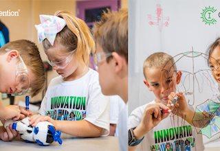 Camp Invention STEM Summer Camps