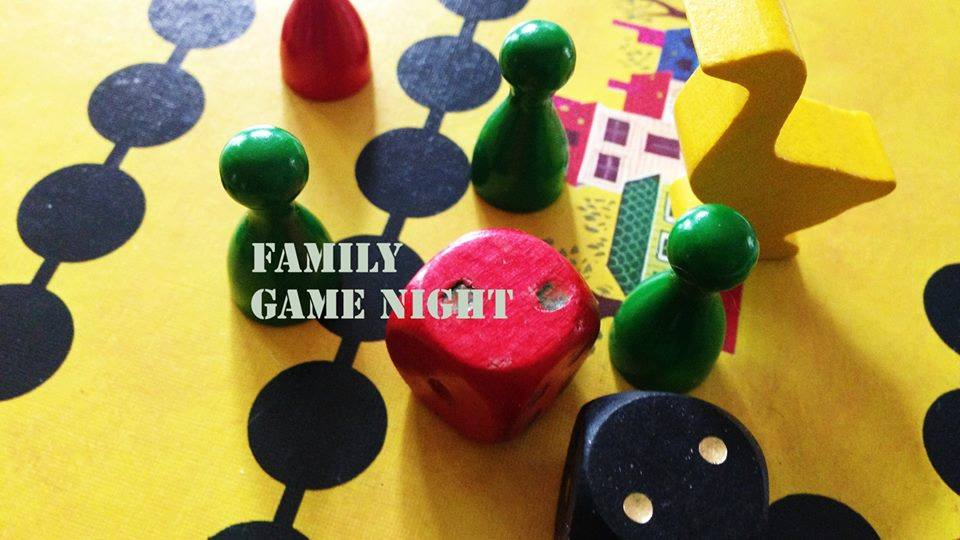 Family Game Night at The Station Coffee