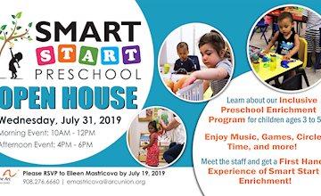 Smart Start Preschool Open House