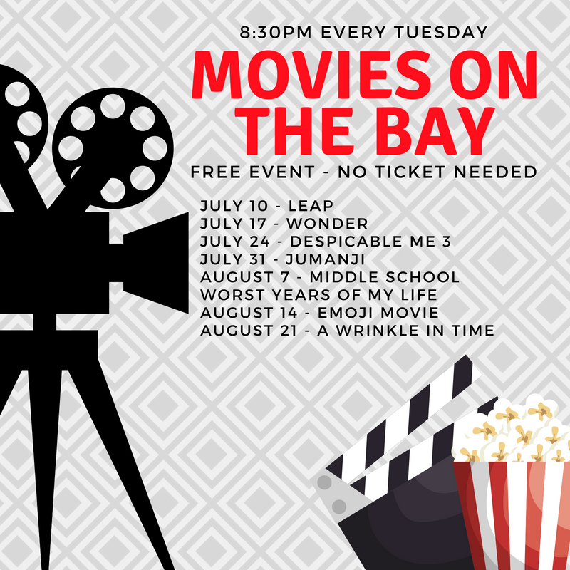 Movies on the Bay