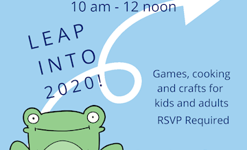 Camp Riverbend Leap Day Open House