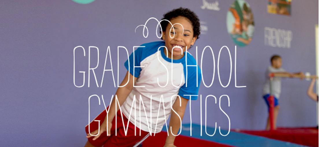 The Little Gym of Montclair:  Grade School Gymnastics