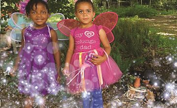 Fairy Day at The Frelinghuysen Arboretum