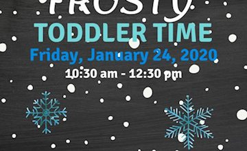 Frosty Toddler Time at Kid Fit NJ