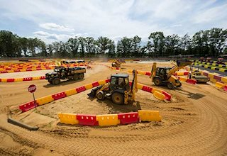 Diggerland USA - Birthday Parties