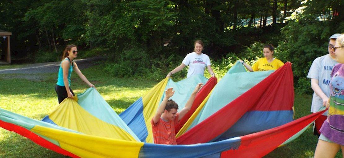 Camp Huntington Fun