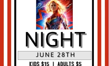 Movie Night at Kids Empire