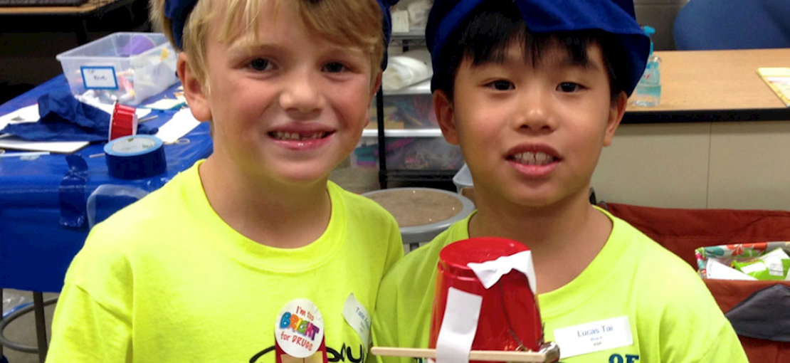 Challenge-Island:  STEAM Enrichment Programs focus kids on creative and critical thinking