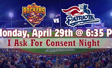 Somerset Patriots vs. High Point Rockers Baseball Game