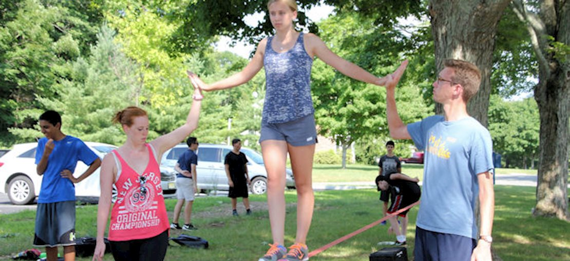 Every Camper Chooses His/her Own Activities Every Day!