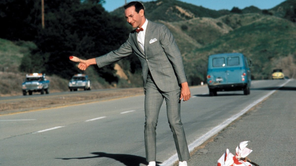Family Matinee: Pee-wee's Big Adventure