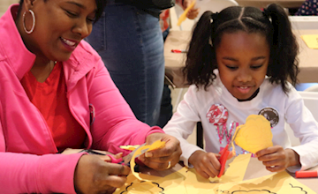 Family Gallery Programs at the Newark Museum