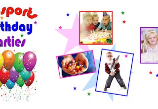 KIDSPORTS Birthday Parties and Sleepovers at The Club at Woodbridge