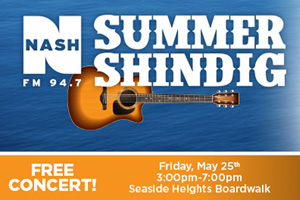 NNASH FM 94.7 Summer Shindig