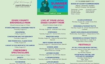 Essex County Parks Summer Music