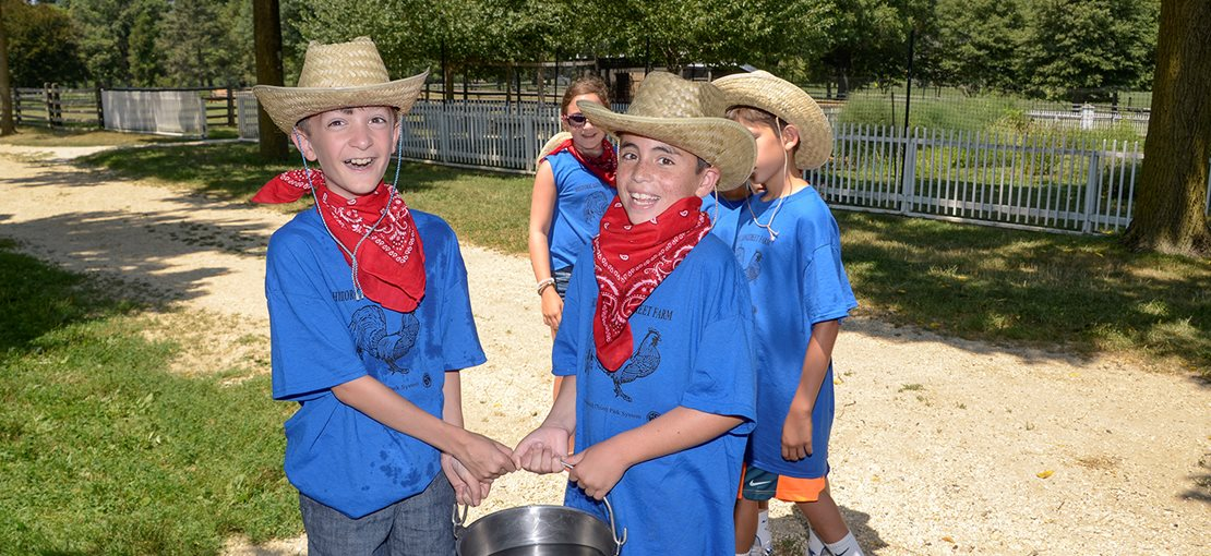 Take a guided farm tour to absorb the history of the 1890's, 'talk with the animals' on the Barnyard Adventure, walk in a farmer's shoes for a day, go for a wagon ride, eat a hearty farm breakfast, make and enjoy your own ice cream, and learn about all of agricultural Monmouth County at the turn of the century.