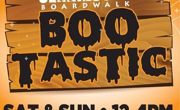 Boo-Tastic!- Jenkinson's Boardwalk-Pt. Pleasant Beach