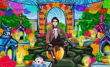 Sugar Skull! A Virtual Día de Muertos Adventure at State Theatre New Jersey
