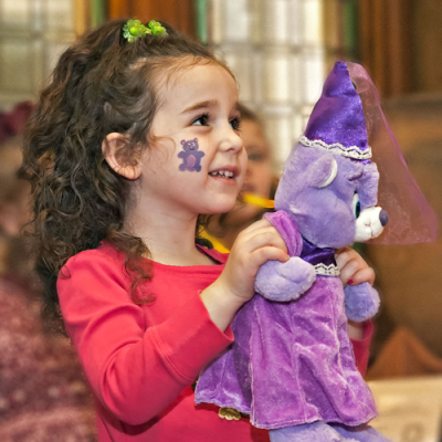 Teddy Bear Picnic at Museum of Early Trades & Crafts