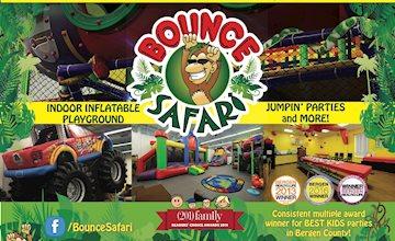 Open Bounce at Bounce Safari