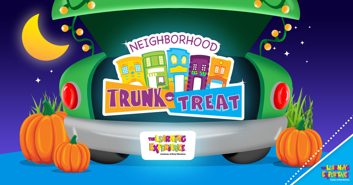 Trunk or Treat at The Learning Experience of Monmouth Junction